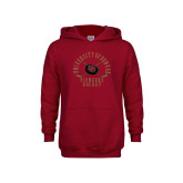 Youth Cardinal Fleece Hoodie-Pioneers Hockey