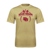 Syntrel Performance Vegas Gold Tee-Basketball in Ball