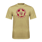 Syntrel Performance Vegas Gold Tee-Soccer Circle