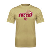 Syntrel Performance Vegas Gold Tee-Soccer Swoosh