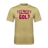 Syntrel Performance Vegas Gold Tee-Golf Tee Off