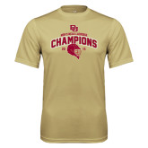 Syntrel Performance Vegas Gold Tee-Mens NCAA Lacrosse Champs