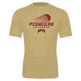 Syntrel Performance Vegas Gold Tee-Pioneers Lacrosse Modern