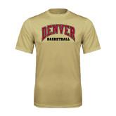 Syntrel Performance Vegas Gold Tee-Basketball