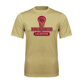Syntrel Performance Vegas Gold Tee-Denver Pioneers Lacrosse Stick