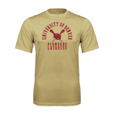 Syntrel Performance Vegas Gold Tee-Arched University of Denver Lacrosse