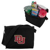 Six Pack Black Cooler-DU