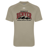 Under Armour Vegas Gold Tech Tee-Lacrosse Capital of the West