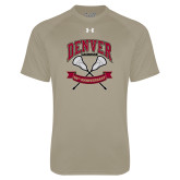 Under Armour Vegas Gold Tech Tee-Lacrosse 50th Anniversary