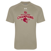 Under Armour Vegas Gold Tech Tee-Mens NCAA Lacrosse Champs