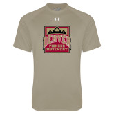 Under Armour Vegas Gold Tech Tee-Pioneer Movement
