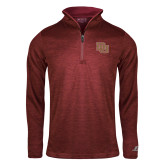 Russell Cardinal Heather 1/4 Zip-DU