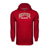 Under Armour Cardinal Performance Sweats Team Hood-Grandpa