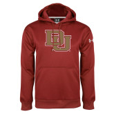 Under Armour Cardinal Performance Sweats Team Hoodie-DU