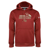 Under Armour Cardinal Performance Sweats Team Hoodie-Pioneers Soccer