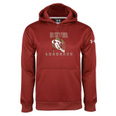 Under Armour Cardinal Performance Sweats Team Hoodie-Denver Lacrosse
