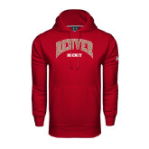 Under Armour Cardinal Performance Sweats Team Hood-Hockey