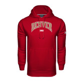 Under Armour Cardinal Performance Sweats Team Hood-Dad