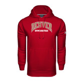 Under Armour Cardinal Performance Sweats Team Hoodie-Gymnastics