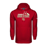 Under Armour Cardinal Performance Sweats Team Hoodie-Soccer Swoosh