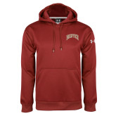 Under Armour Cardinal Performance Sweats Team Hoodie-Primary 2 Color