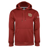 Under Armour Cardinal Performance Sweats Team Hoodie-DU 2 Color