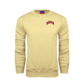 Champion Vegas Gold Fleece Crew-Arched U of Denver 2 Color Version
