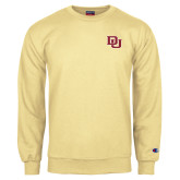 Champion Vegas Gold Fleece Crew-DU 2 Color