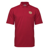 Cardinal Mini Stripe Polo-DU