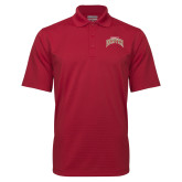 Cardinal Mini Stripe Polo-University of Denver 2 Color