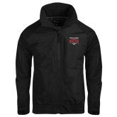 Black Charger Jacket-National Champions 2015 Lacrosse