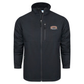 Columbia Ascender Softshell Black Jacket-Basketball