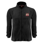 Fleece Full Zip Black Jacket-Pioneer Movement