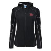 Columbia Ladies Sweet As Black Hooded Jacket-DU 2 Color
