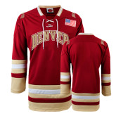 Replica Hockey Jersey-#9