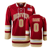 Replica Hockey Jersey-Personalized