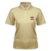 Ladies Vegas Gold Dry Mesh Polo-Pioneer Movement