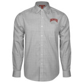 Red House Grey Plaid Long Sleeve Shirt-Primary 2 Color
