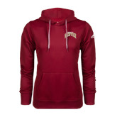 Adidas Climawarm Cardinal Team Issue Hoodie-Arched U of Denver 2 Color Version