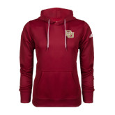 Adidas Climawarm Cardinal Team Issue Hoodie-DU