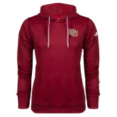 Adidas Climawarm Cardinal Team Issue Hoodie-DU 2 Color