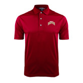 Cardinal Dry Mesh Polo-Arched U of Denver 2 Color Version