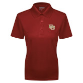 Ladies Cardinal Dry Mesh Polo-DU