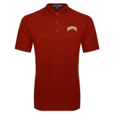 Cardinal Easycare Pique Polo-Arched Denver 2 Color Version