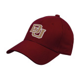 Cardinal Heavyweight Twill Pro Style Hat-DU 2 Color