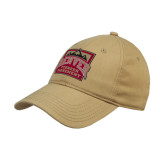 Vegas Gold Twill Unstructured Low Profile Hat-Pioneer Movement