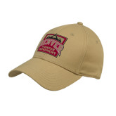 Vegas Gold Heavyweight Twill Pro Style Hat-Pioneer Movement