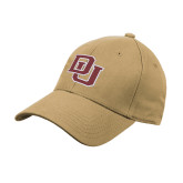 Vegas Gold Heavyweight Twill Pro Style Hat-DU 2 Color