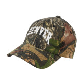 Mossy Oak Camo Structured Cap-Primary 2 Color