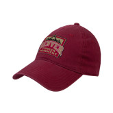 Cardinal Twill Unstructured Low Profile Hat-Pioneer Movement